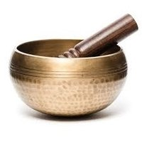 Singing Bowl -Hand Hammered