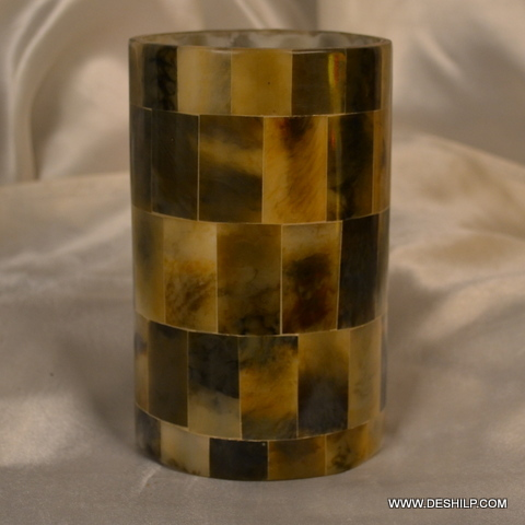 Seap Glass Candle Holder