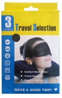 Travel Selection 3 in 1