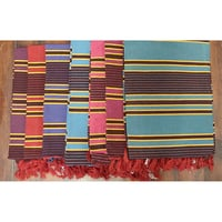 Multi Colour Handmade Cotton Durrie