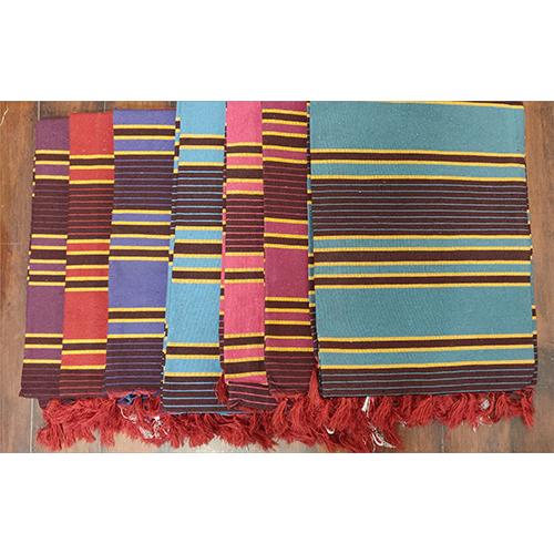 Multi Colour Handmade Cotton Durrie