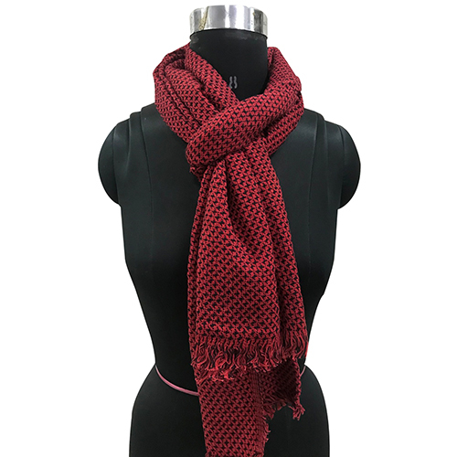 Cotton Dobby Mens Scarves