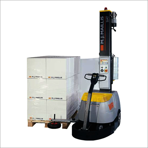 Mobile Pallet Stretch Wrapping Machine