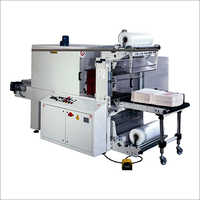 Automtaic Shipper Shrink Wrapping System