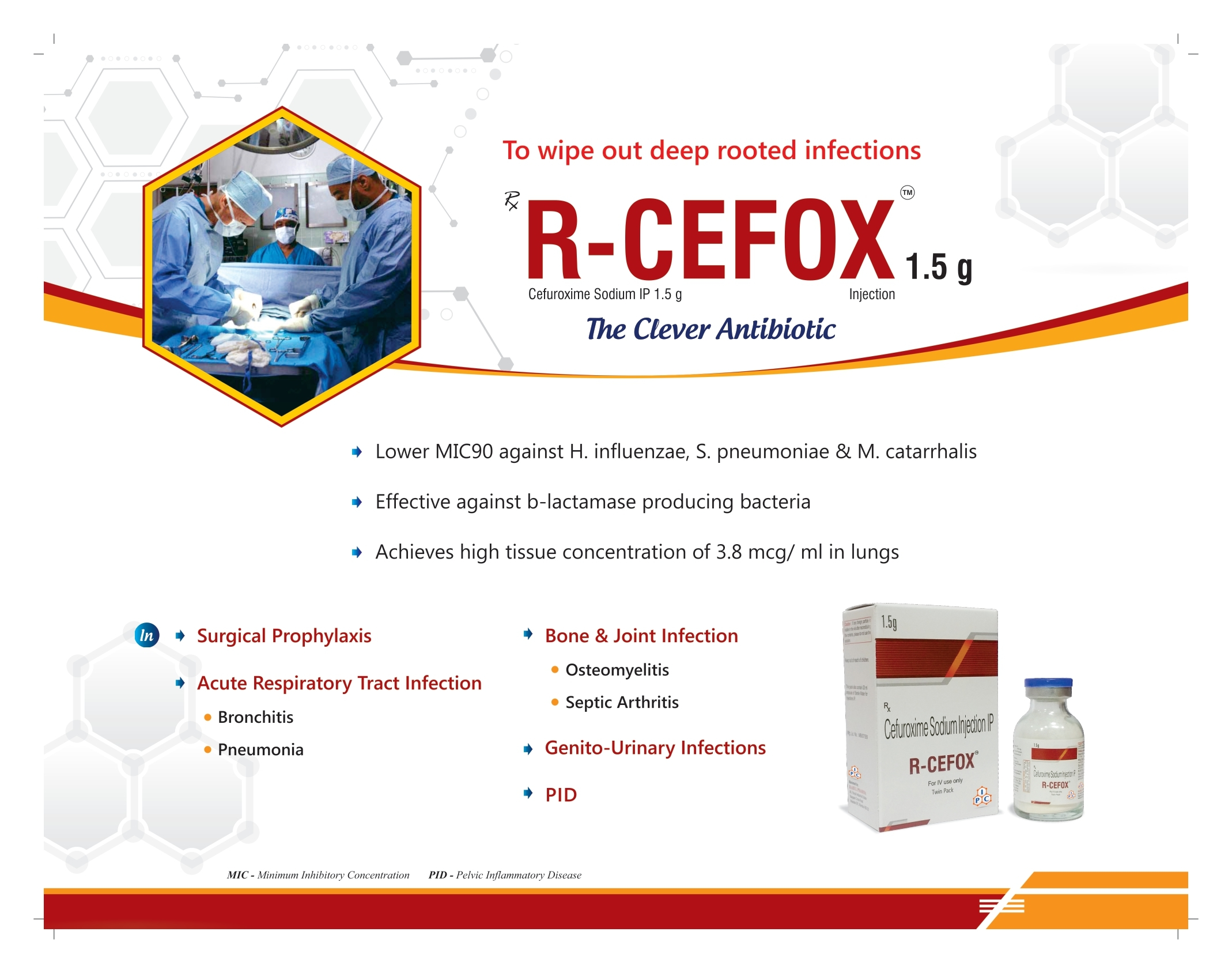 R-Cefox 1.5G Injection