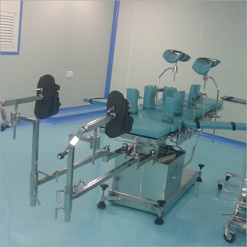 Electric Operation Theatre Table