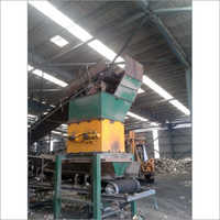 Municipal Solid Waste Bag Opener Machine