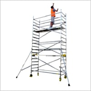 Mobile Scaffolding Ladder