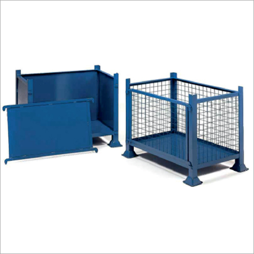 Industrial Pallet Cage
