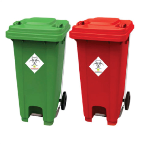 2 Wheel Dustbin