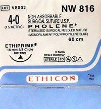 Ethicon - Prolene(Polypropylene) (Nw816)