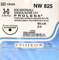 Ethicon - Prolene(Polypropylene) (Nw825)