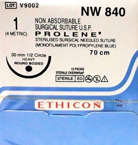 Ethicon - Prolene(Polypropylene) (Nw840)