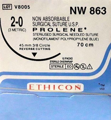 Ethicon - Prolene(Polypropylene) (Nw863)