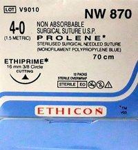 Ethicon - Prolene(Polypropylene) (Nw870)