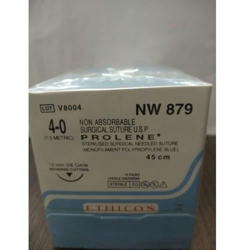 Ethicon - Prolene(Polypropylene) (Nw879)