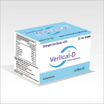 Verlical-D Calcium Supplements