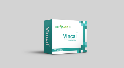 Vincal Chewable Tablet