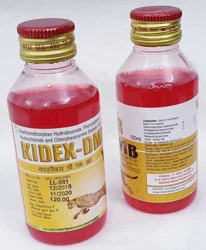 KIDEX-DMR SYRUP