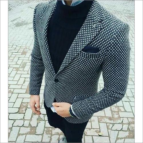 Mens Partywear Three Piece Suit