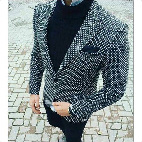 Mens Partywear Three Piece Suit