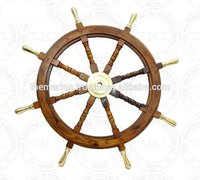 Ship Wheel (Medium) – 600 mm