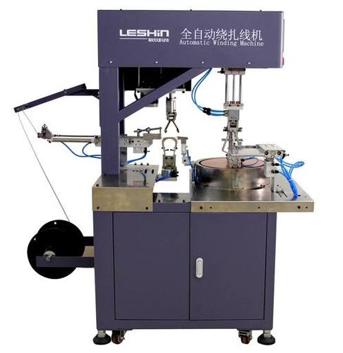 LX-380S 'Shape 8' Winding Machine