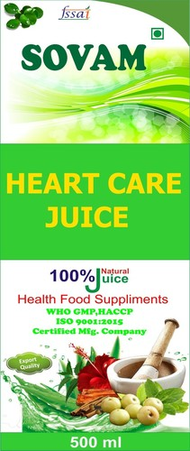 Organic Herbal Juices