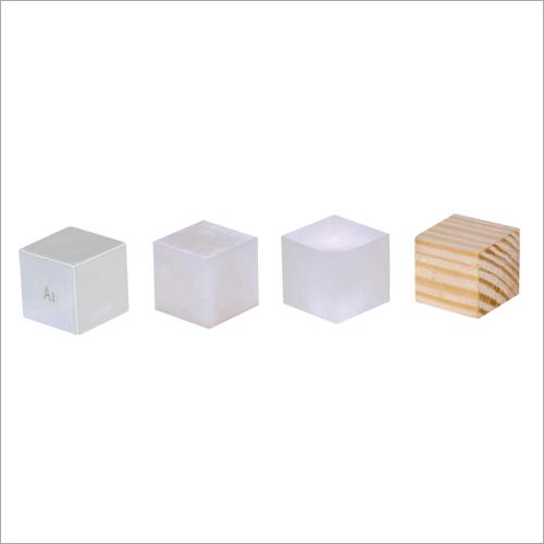 Mechanics Density Cubes