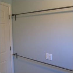 Laundry Hanger Rod