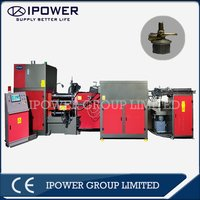 Horizontal Hot Forging Press Machine for Brass CO2 valve