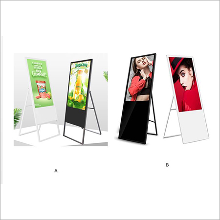 Movable Digital Signage