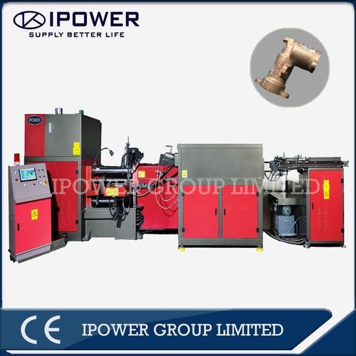 Horizontal Hot Forging Press Machine for Irregular Valve