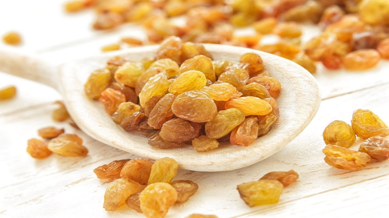 Sun Dry Golden Raisins