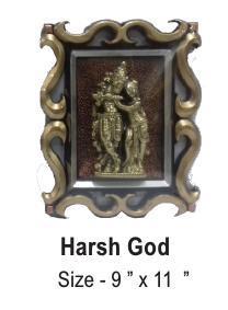 Harsh God