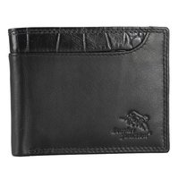 Black Leather Wallet For Men