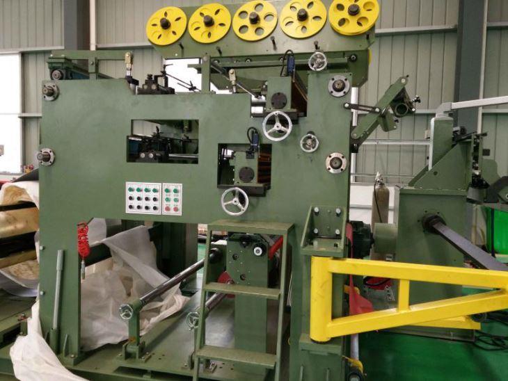 Foil Winding Machine Professional In Transformer