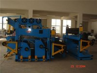 Double Layer Low Voltage Foil Winding Machine