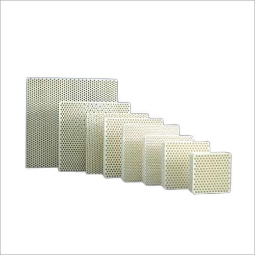 Honeycomb ceramic foundry filter