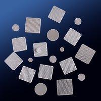 Honeycomb ceramic foundry filter
