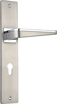 spider Zinc Mortice Lock (J8515 MSN/CP)