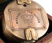 Sundial Compass – Brunton