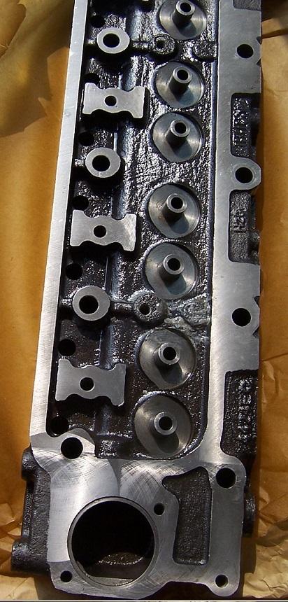 H20-1 forklift cylidner head 11041-J0170
