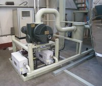 HS-300A Automatic Vacuum Casting Machine(Dynamic Material Mixing)