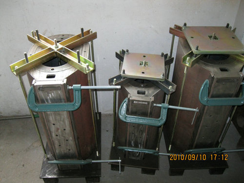 Epoxy Resin Casting Molds For Dry Type Transformer Use