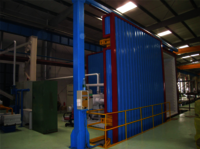 Vacuum Drying Oven Furnace Or Chamber For Transformer Reactor Etc Production