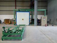 Vacuum Drying Oven Or Chamber For Power Transformer