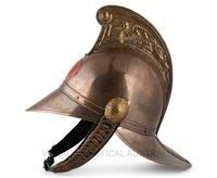 Fireman Helmet MFB (Red Badge)