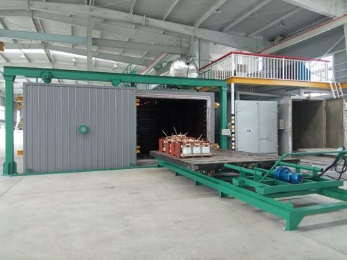 HS-35A Vacuum Drying Oven Euipment With Vacuum Variable Pressure Changing Procedure
