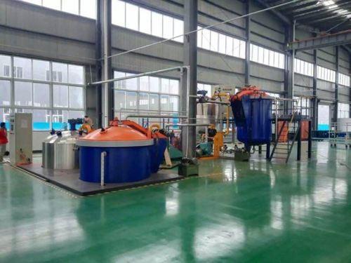VPI System Dia 1600*3000mm For Resin Vacuum Pressure Impregnation